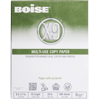 Cover Image For Boise X-9 Multi-Use Copy Paper
