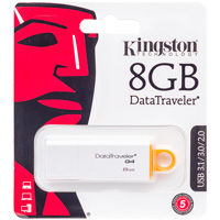 Image For Kingston 8GB USB Flash Drive