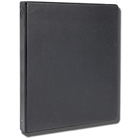 "Image For 1"" O-Ring Binder (Black)"