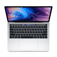 Image For Apple MacBook Pro 13 2.4GHz 8GB Memory 256GB SSD (Silver)