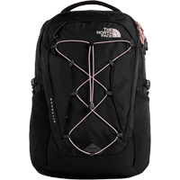 Image For The North Face Women's Borealis Backpack (Purple/Black)