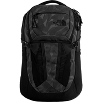 Image For The North Face Recon Backpack (Black Camo/Black)