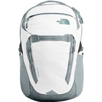 Image For The North Face Women's Surge Backpack (White/Gray)
