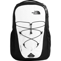 Image For The North Face Jester Backpack (White/Black)