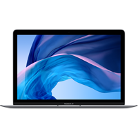 Image For Apple MacBook Air 13 1.6GHz 8GB 256GB SSD (Space Gray)