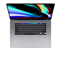 "Image For Apple MacBook Pro 16"" 2.6GHz 16GB 512GB SSD (Space Gray)"