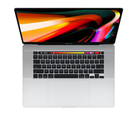 "Image For Apple MacBook Pro 16"" 2.6GHz 16GB 512GB SSD (Silver)"