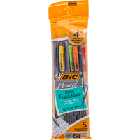 Image For Bic Mechanical Pencil 5-Pack (.5mm Pencil)