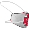 Cover Image for Fan Wisconsin Badgers All Over Print Face Mask