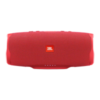 Image For JBL Charge 4 Waterproof Bluetooth Speaker-Red