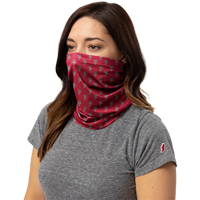 Image For League Everyday Gaiter Bucky Badger (Red)