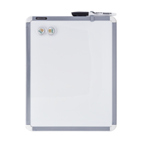 Image For Bazic Magnetic Dry-Erase Board (11 X 14)