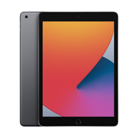 "Image For Apple iPad 10.2"" 8th-Gen 32GB; Wi-Fi (Space Gray)"