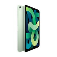 "Image For Apple iPad Air 10.9"" 4th-Gen 64GB; Wi-Fi (Green)"