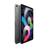"Cover Image For Apple iPad Air 10.9"" 4th-Gen 256GB; Wi-Fi (Space Gray)"