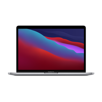 "Cover Image For MacBook Pro 13"" M1; 8/256GB (Space Gray)"