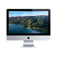"Image For iMac 21.5"" Retina 4K; 3.0GHz 6-core i5; 8GB/256GB"