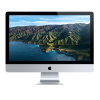 "Image For iMac 27"" Retina 5K; 3.1GHz 6-core i5; 8GB/256GB"